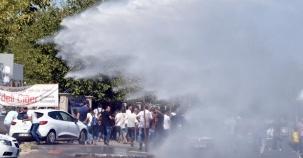 Diyarbakır'da Öğretmenlere Müdahale
