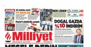 Günün Gazete Manşetleri (30 Eylül 2016)
