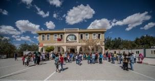 Şanlıurfa'da Suriyeli Öğrenci Sayısı Daha Fazla