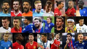 Tüm zamanların en iyi 10 futbolcusunu sizler için derledik. İşte birbirinden harika en iyi 10 futbolcu.