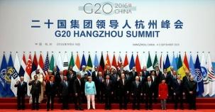 G-20 Zirvesinden Kareler