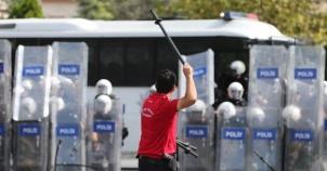 Ukraynalı Polislere Türkiye'de Eğitim