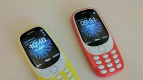 İşte Nokia 3310'un Yenilenen Versiyonu