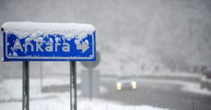 Kar En Çok Başkent'e Yakışır, Ankara'dan Manzaralar