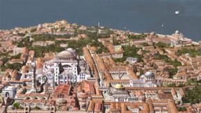 İtalyan Ressamın İstanbul'un Fethinden Öncesini Anlatan Çizimleri