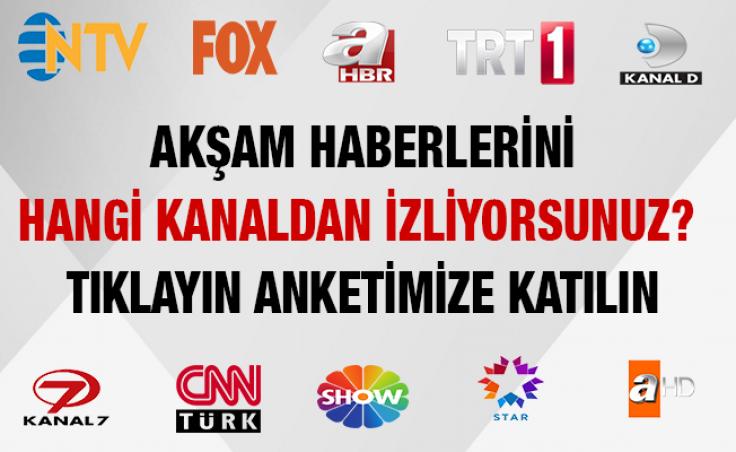 Akşam Haberlerini Hangi Kanaldan İzliyorsunuz?