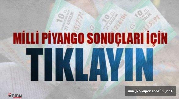 19 Mayıs Milli Piyango Çekiliş Sonuçları ( MPİ Bilet Sorgulama )