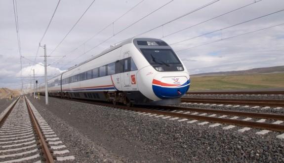 Yozgat-Akdağmadeni-Sivas Yüksek Hızlı Treni Açılıyor