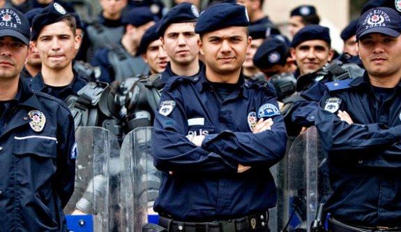 15 Bin Yeni Polis Ataması Yapılacak