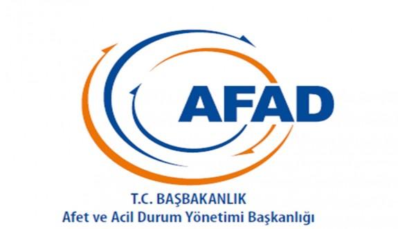 AFAD'ın Yeni Logosunu Yapana 10 Bin TL Ödül