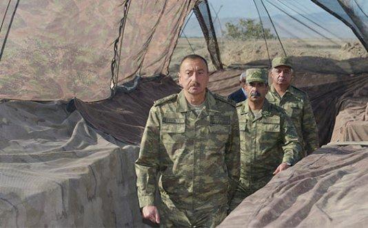 Azerbaycan Ermenistan'ı Vurdu