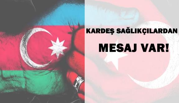 Azerbaycan Sıhhiye İşçileri Sendikası'ndan Mesaj Var