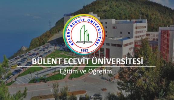 Bülent Ecevit Üniversitesi Personel Alımı