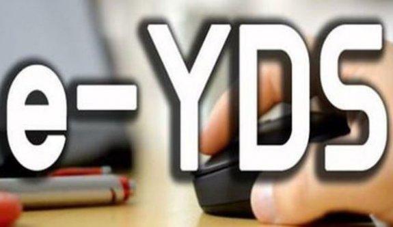 e-YDS 2016/3 Sonuçları