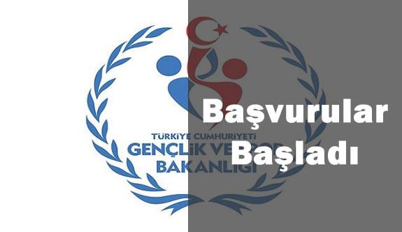 Gençlik ve Spor Bakanlığı Sözleşmeli Personel Alımı Başvuruları Başladı