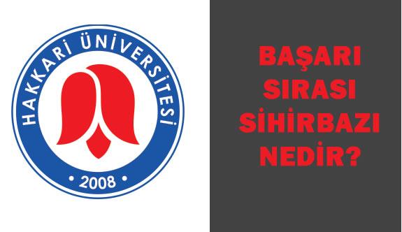 Hakkari Üniversitesi Akademik Personel Alacak