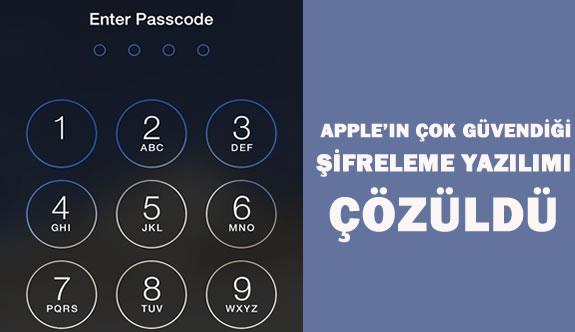 İphone'un iMessage Şifrelemesi Kırılır Mı?