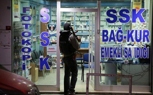 İstanbul'da 'Kepenk Arkası Satış' Uygulaması Başladı!