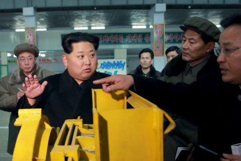 Kuzey Kore'den BM'ye Misilleme