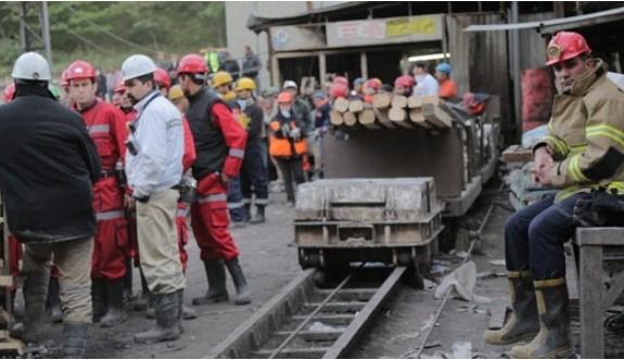 Maden İşçilerinin Tazminatları Toplu Halde Ödendi