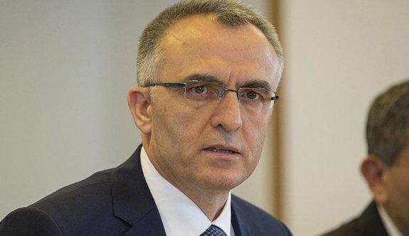 Maliye Bakanı Ağbal TBMM'de Üniversite Hastaneleriyle İlgili Konuştu