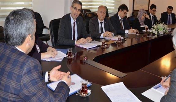 PTT ile Kamu Personel Seçimi Toplantısı Yapıldı
