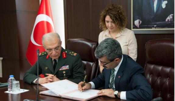 SGK ve TSK Arasında Sağlık Anlaşması