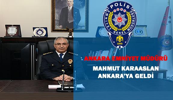 Yeni Ankara Emniyet Müdürü Görevinin Başına Geçiyor