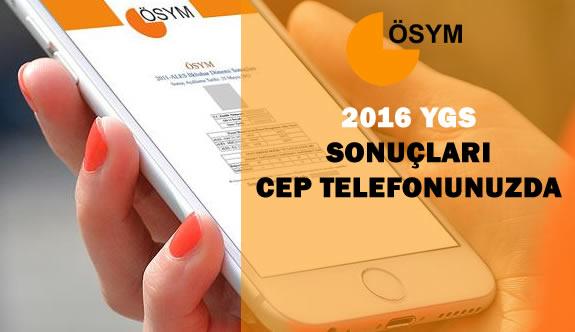 YGS Sonuçları Telefondan Öğrenilebilecek