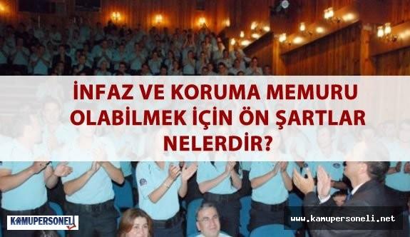 Adalet Bakanlığı Kaç İnfaz ve Koruma Memuru Alacak?