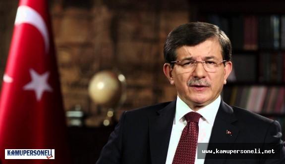Başbakan Davutoğlu Fransa'ya Gitti