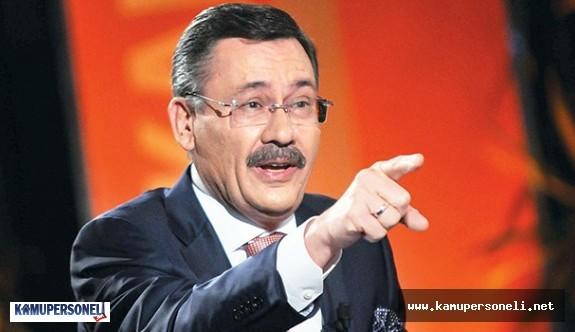 CHP, Melih Gökçek hakkında suç duyurusunda bulundu