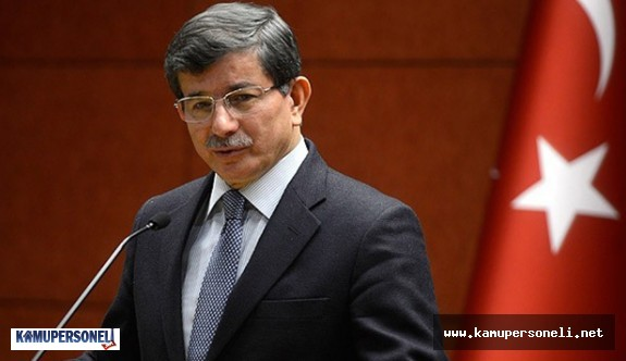 Davutoğlu İran Cumhurbaşkanı İle Görüştü