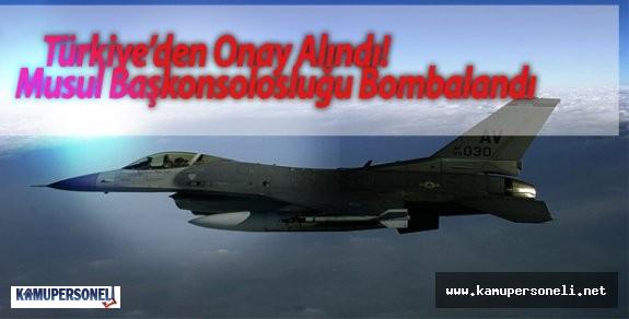"""Dışişleri Bakanlığı : """"Türkiye'nin Musul Başkonsolosluğu Onayımızla Bombalandı"""""""