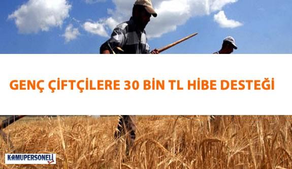 Genç Çiftçilerin Projeleri Destekleniyor ( Genç Çiftçilere 30 Bin TL Hibe Başvurular Başlıyor)