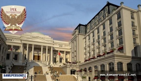 İpek Üniversitesi Ana Yönetmeliği Yayımlandı