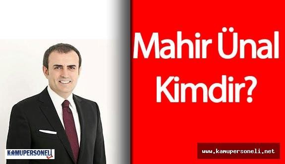 Kültür ve Turizm Bakanı Mahir Ünal Kimdir?