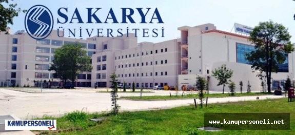 Sakarya Üniversitesi 2 Avukat Alacak