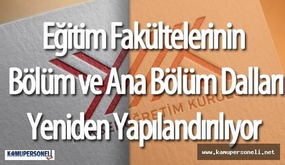 """YÖK Başkanı Yekta Saraç : """"Eğitim Fakülteleri Yeniden Yapılandırılıyor"""""""