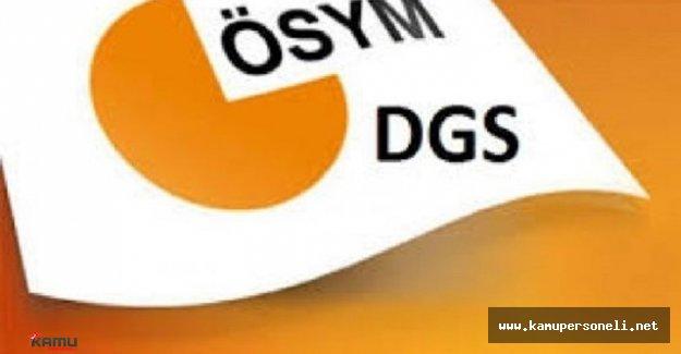 2016 DGS için Başvurular Bugün Sona Eriyor (Sınav Ücreti ÖSYM Kredi Kartı ve ATM ile 2016 DGS Ücreti Ödeme İşlemleri)
