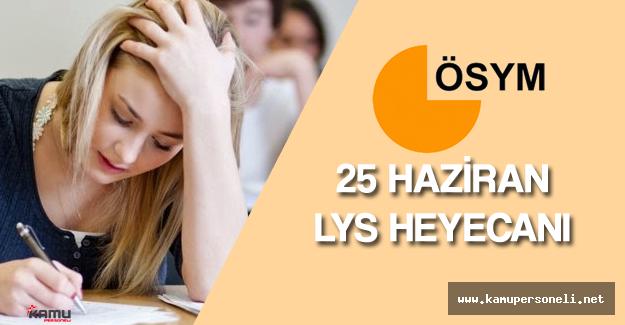 25 Haziran LYS Soruları , Cevapları  , Yorumları ( 2016 LYS Sınav Sonuçları Ne Zaman Açıklanacak?)