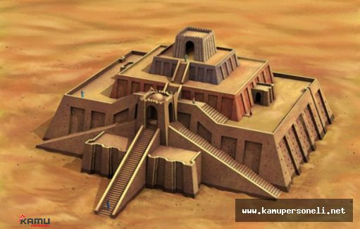 2016 LYS'de Adaylara Ziggurat Sorusu Soruldu