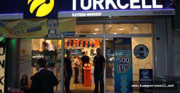 2016 Turkcell Türkiye Geneli Personel alım İlanı