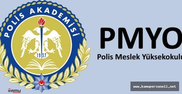 2016 Yılı PMYO Sınav Sonuçları Açıklandı