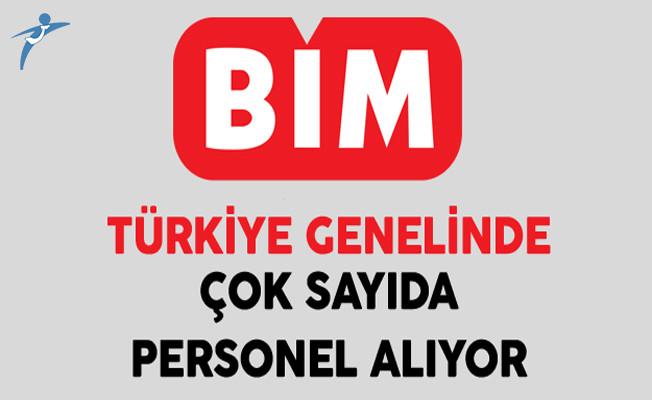 BİM Türkiye Genelinde Çok Sayıda Personel Alıyor