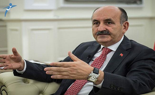Çalışma Bakanı Müezzinoğlu Çok Ciddi Hekim Açığının Olduğunu Açıkladı