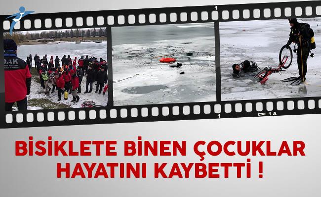 Eskişehir'den acı haber: Porsuk Çayı'nda bisiklete binen 2 çocuk hayatını kaybetti