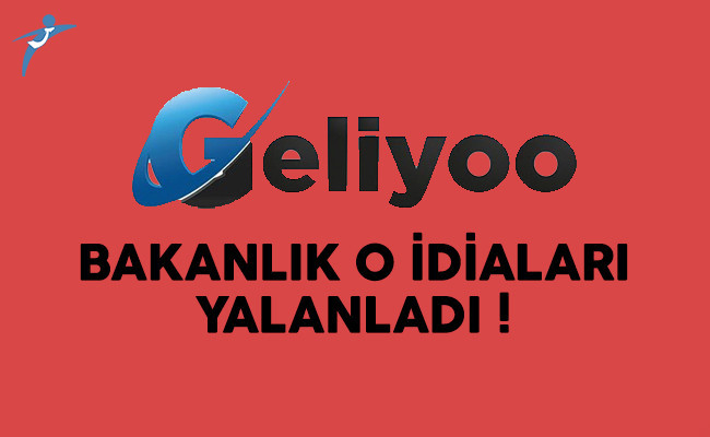 Ulaştırma Bakanlığı'ndan 'yerli arama motoru Geliyoo' açıklaması