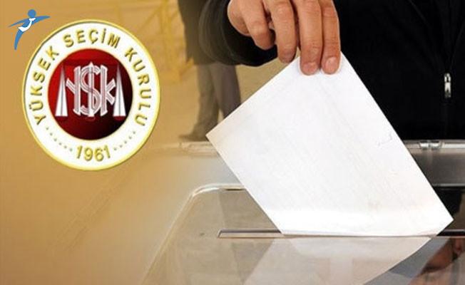 YSK'dan Anayasa Değişikliği Halk Oylamasına İlişkin Karar