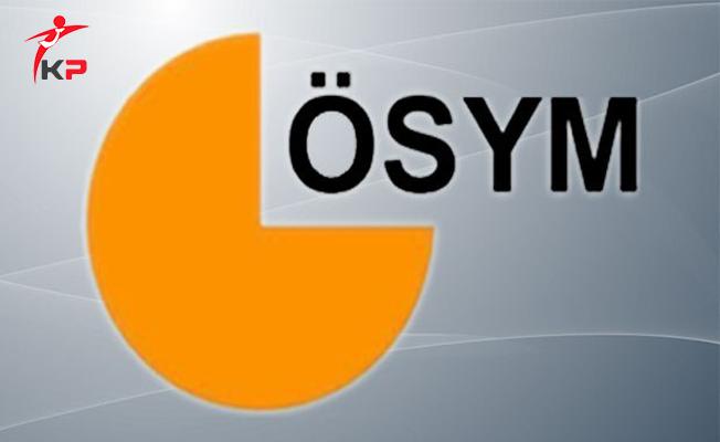2017 ÖSYS Kılavuzu ÖSYM Tarafından Güncellendi !